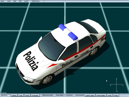opel vectra polizia de lugano
