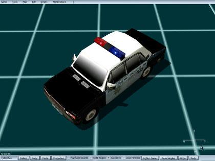 lada policia moldavia