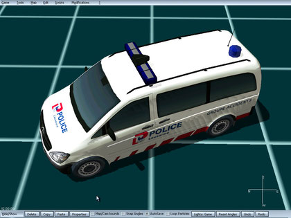 mercedes vito police lausanne groupe accidents