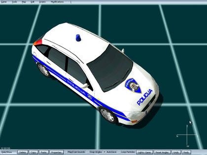 ford focus policia croacia