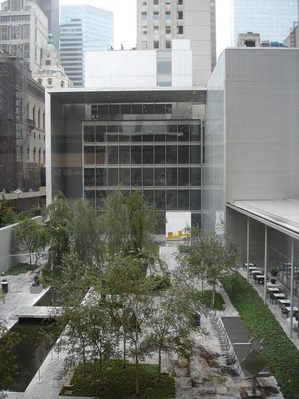 The Museum of Modern Art [Photo by hibino]
