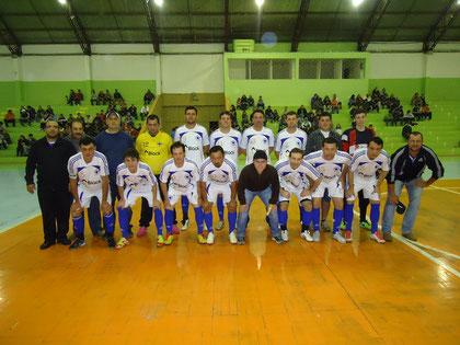 FORÇA JOVEM, CAMPEÃO MUNICIPAL SEGUNDA DIVISÃO 2012.