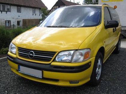 Opel Sintra Kühlergrill Original