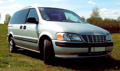 Opel Sintra Kühlergrill, Chevy Venture (älter Variante)
