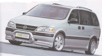 Opel Sintra MS Design