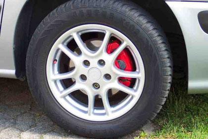 """Opel Sintra 16"""" Irmscher Felgen"""