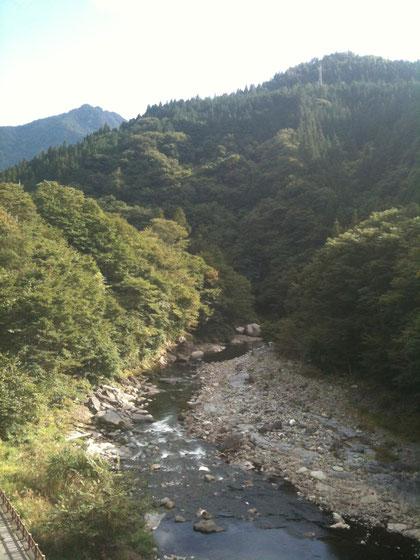 Akigawa Gorge Akigawa Valley Akigawa River Tokyo Akiruno TAMA Tourism Promotion - Visit Tama 秋川渓谷 秋川 東京都あきる野市 多摩観光振興会