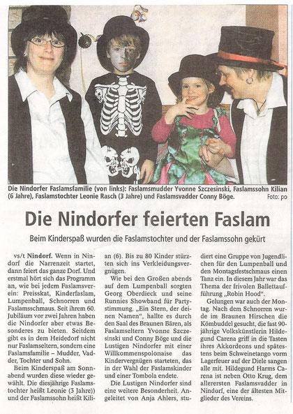 Winsener Anzeiger KW 4/2012