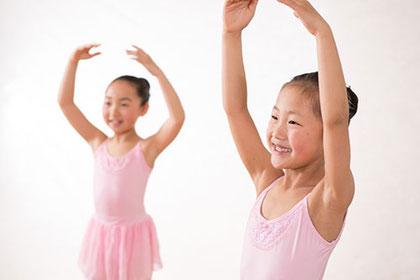 子供 基礎クラス クラシックバレエ ダンス