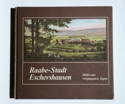 Herausgeber Stadt Eschershausen, hauptverantwortlich aber wahrscheinlich Wilhelm Mundt ISBN 3-924932-24-7