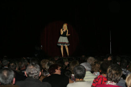 "Spectacle "" LES ANNEES SIXTIES"" 2012"