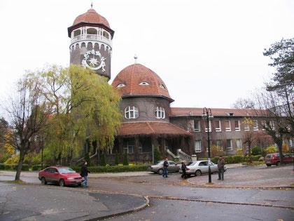 Rauschen-Светлогорск. Водонапорная башня.