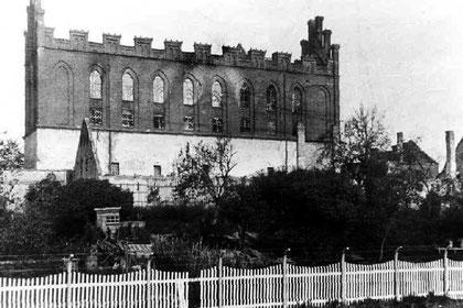 замок Тапиву 1914 г.