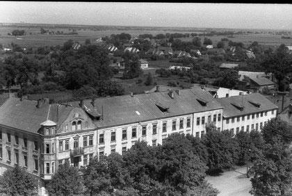1991 г июль Kuckerneese - Ясное  .вид с кирхи