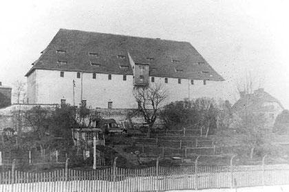 замок Тапиау после ремонта