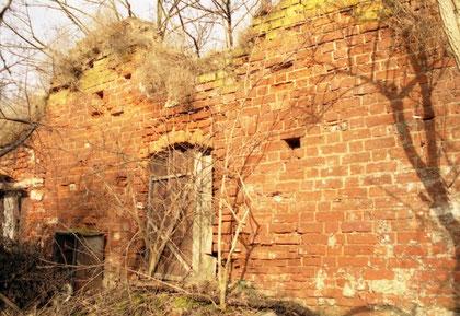 1999 г руины замка
