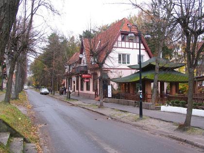 Rauschen-Светлогорск.