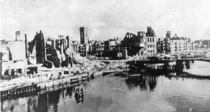 1947 г. центр города