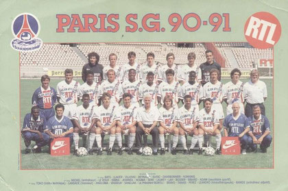 PSG 90-91
