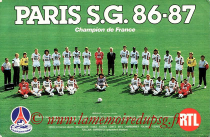 PSG  86-87