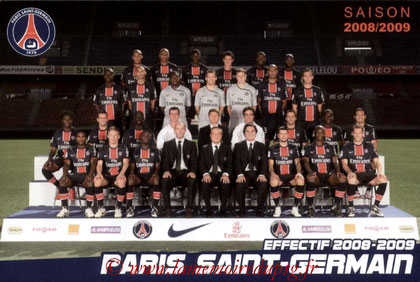 PSG 2008-09