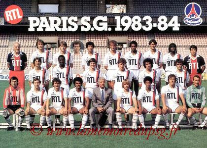 PSG 1983-84