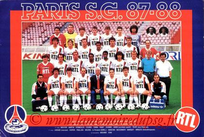 PSG  87-88