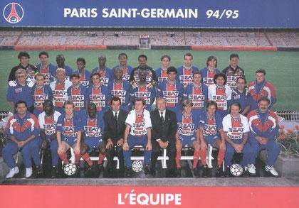 PSG  94-95