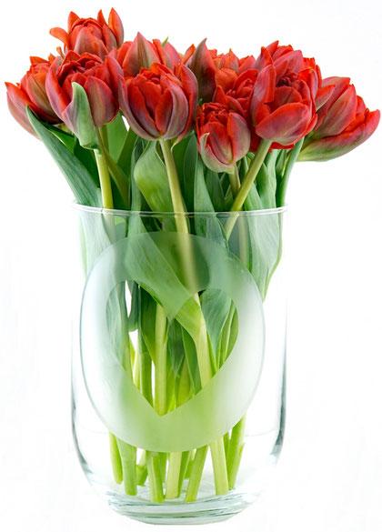 Herz Windlicht Vase Deko Geschenk für Frauen Wohndemo Wohnaccessoires