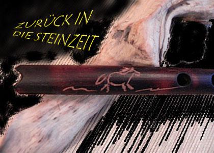 Stone Age Flute - Steinzeitflöte - Zurück in die Vergangenheit!