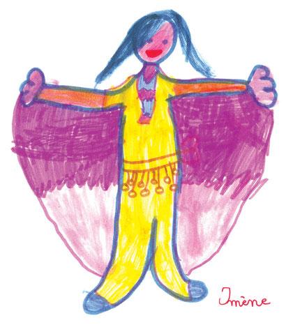 Par Imène, fille de Nathalie N., danseuse