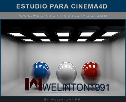 Estudio Para Cinema4D