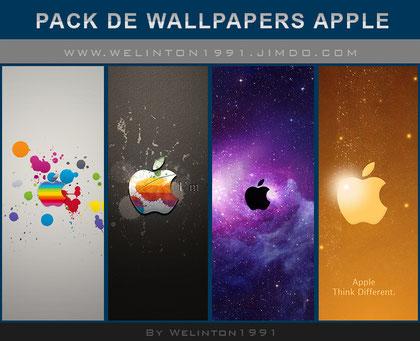 Pack De Wallpapers Apple