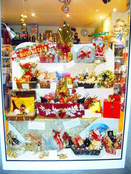 vetrina Natale