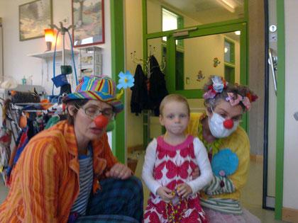 Die Klinik- Clowns :)