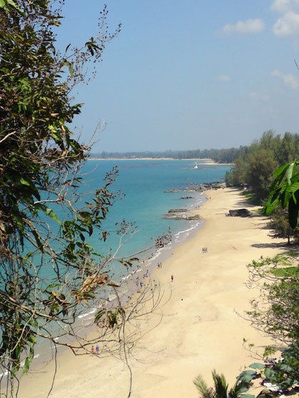 Baie de Sam Poeng Bay