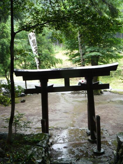 平良の思子渕神社