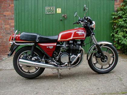 Z1000 ST 1979