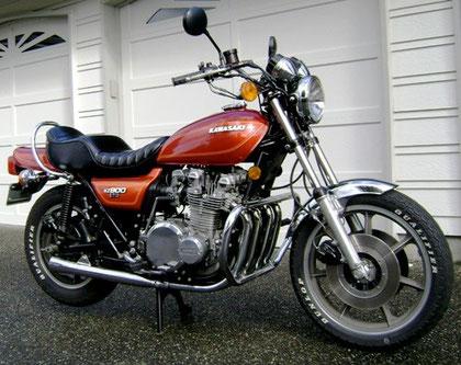 KZ900 B1  LTD US