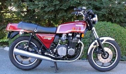 Z1000 MK2 1979