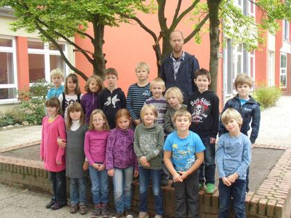Klassenlehrer H. Tietje