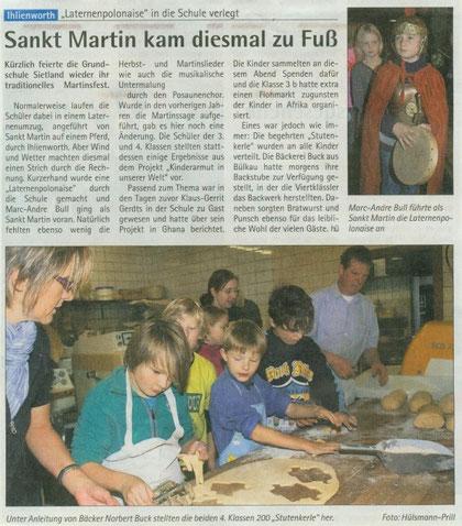 Hadler Kurier, 01.12.2010