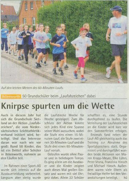 Hadler Kurier, 30.06.2010