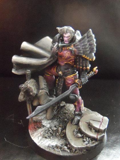 fulgrim, primarch of emperor's children