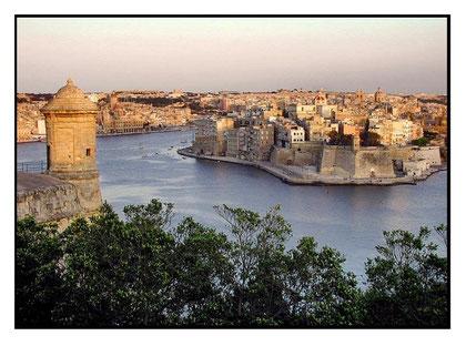 Grand Harbour - Valletta