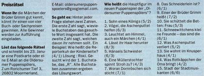 Ostfriesen-Zeitung v. 17.01.2012