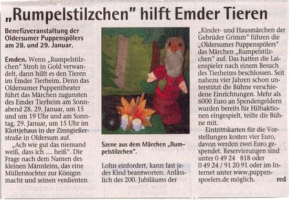 Emder Zeitung v. 14.01.2012