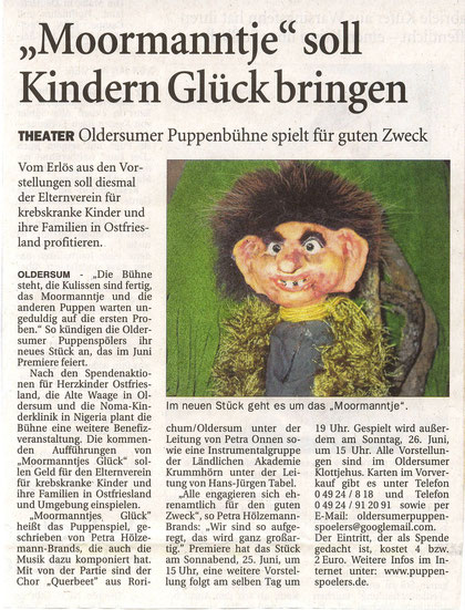 Ostfriesen-Zeitung v.29.04.2011