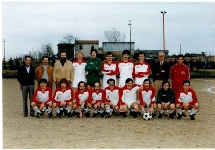 CAMPIONATO DI TERZA CATEGORIA 1980/81