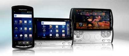 携帯がプレステに その名は「Xperia Play」